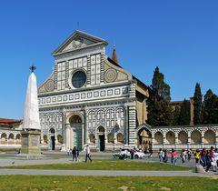 """"""" Santa Maria Novella """" in Florenz"""
