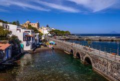 Santa Marina Salina, Liparische Inseln, Sizilien