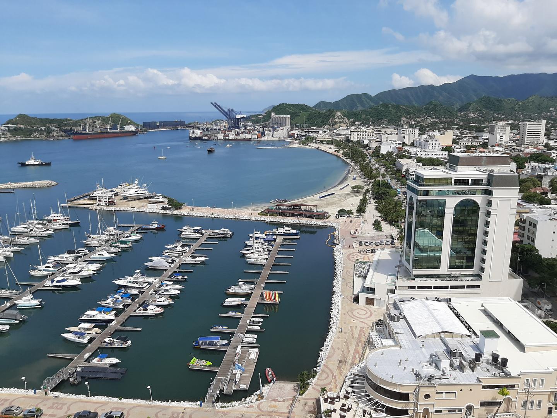 Santa Marta : Hermosa