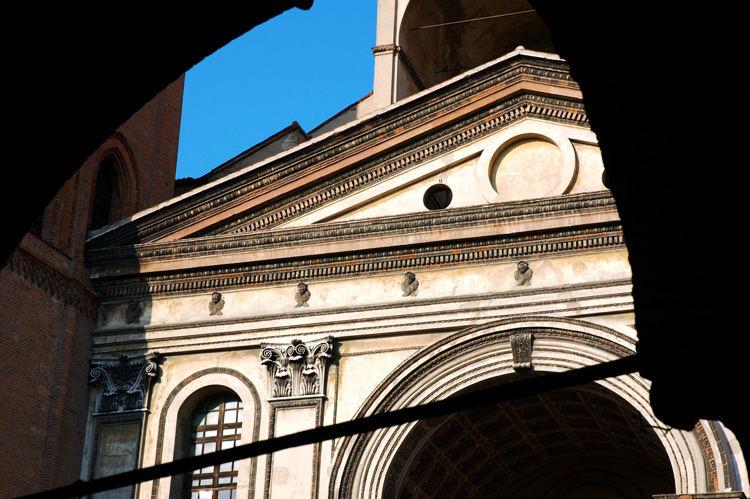 Sant'Andrea, Mantova