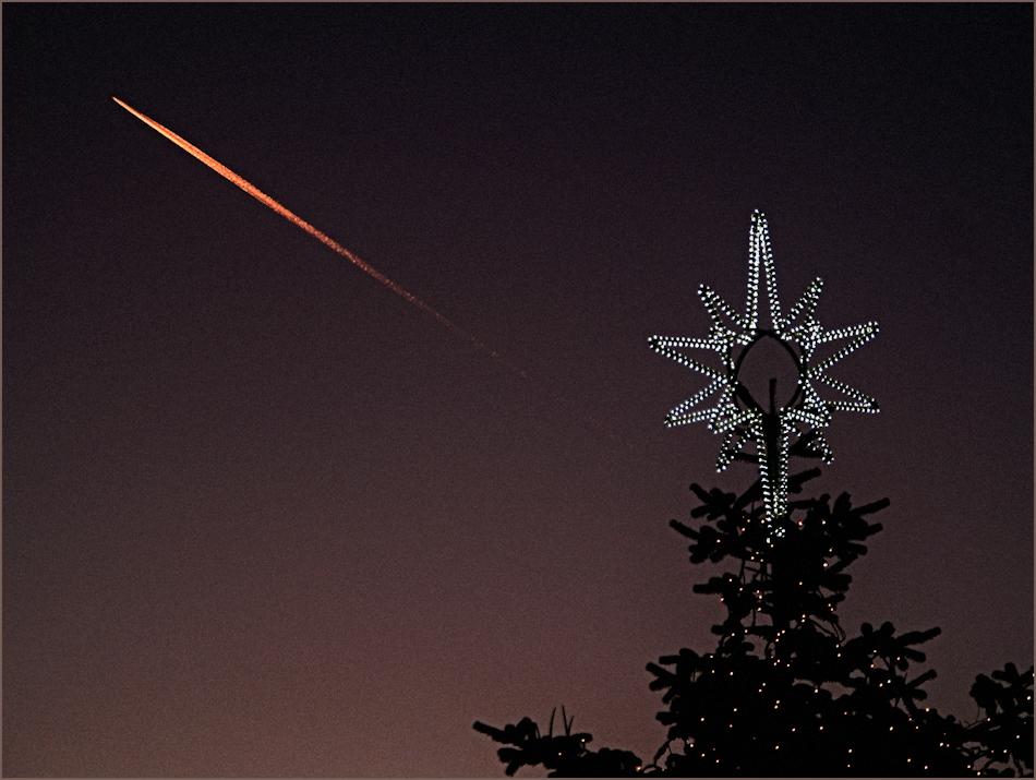 Santa's Testflug