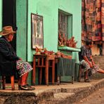 Santiago de Atitlán- die Männertracht