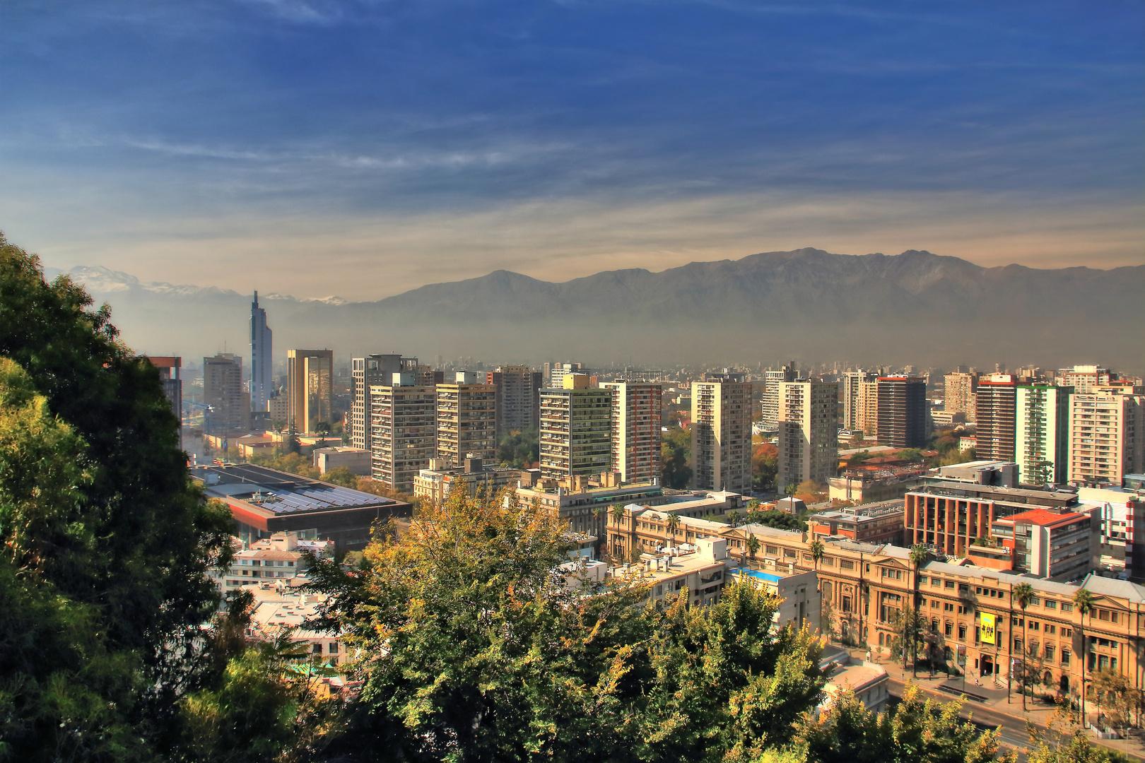 Santiago De Chile Foto Bild Architektur South America Chile