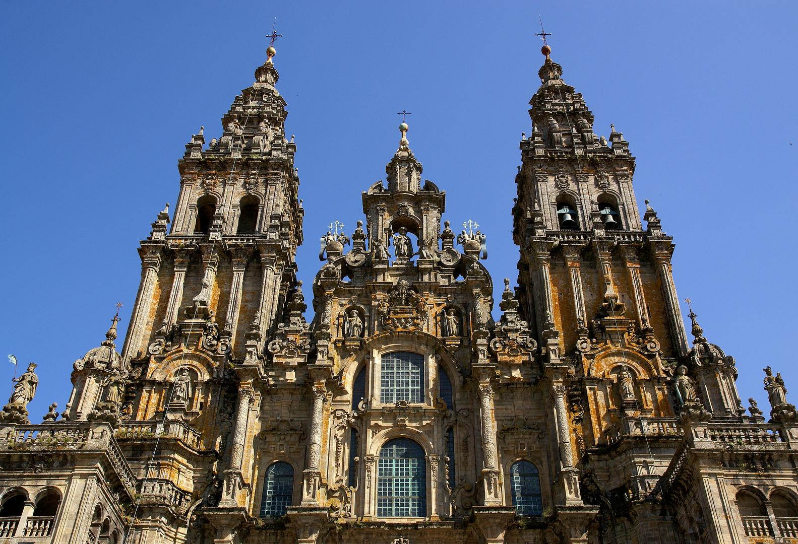 Santiago de Compostela - Cathedral