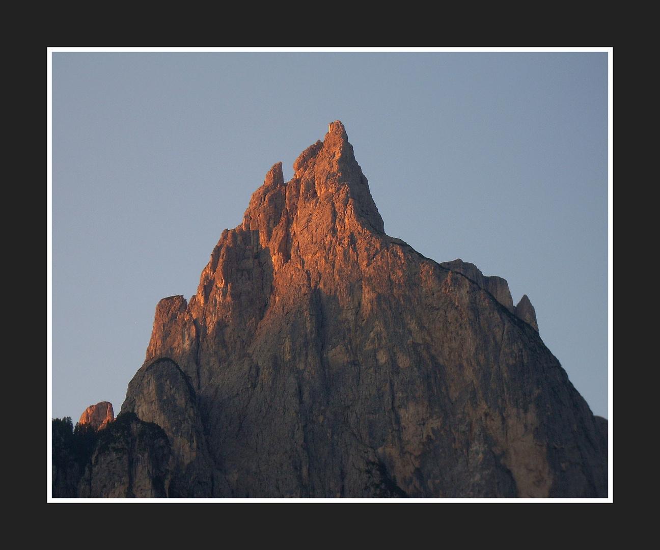 Santner Spitze, Südtirol