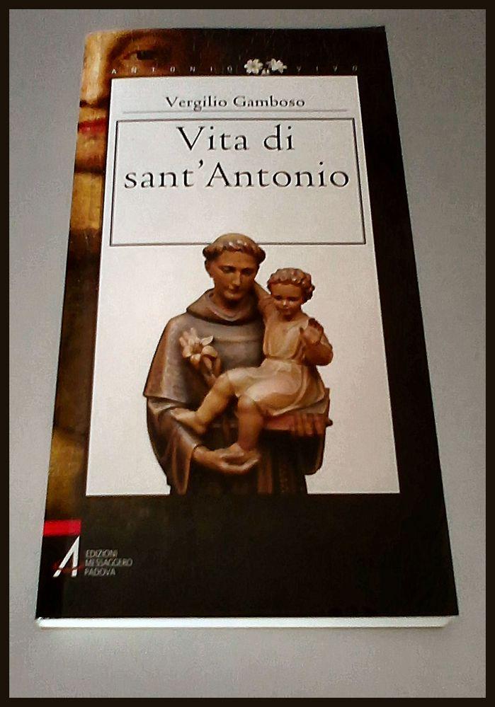 Santo Antonio Life , bought in Padova.