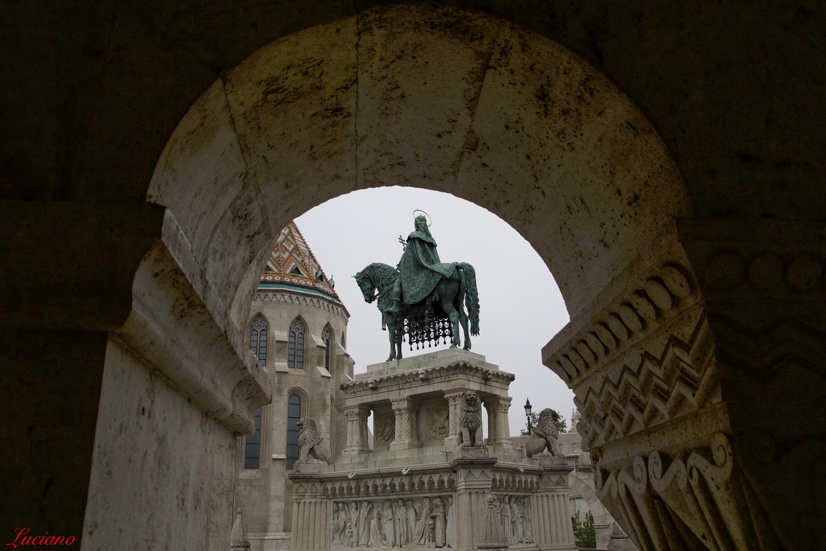 santo Stefano Budapest