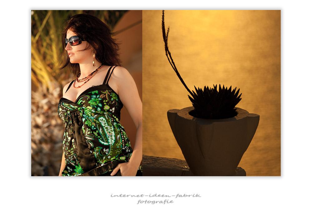 Santorini 2009 - ein wunderschöner Abend