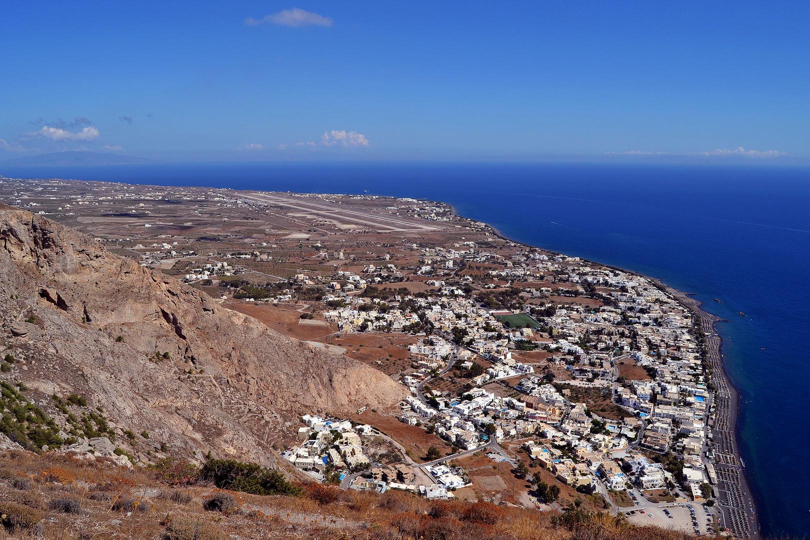 Santorini 2014, Kamari, Alt-Thira 5