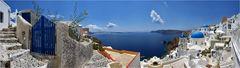 Santorini - auf dem Vulkan