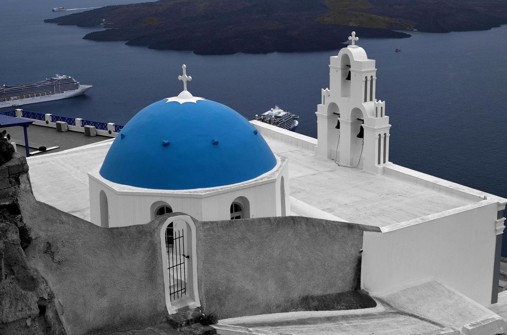 Santorini by Mariaifl Photography