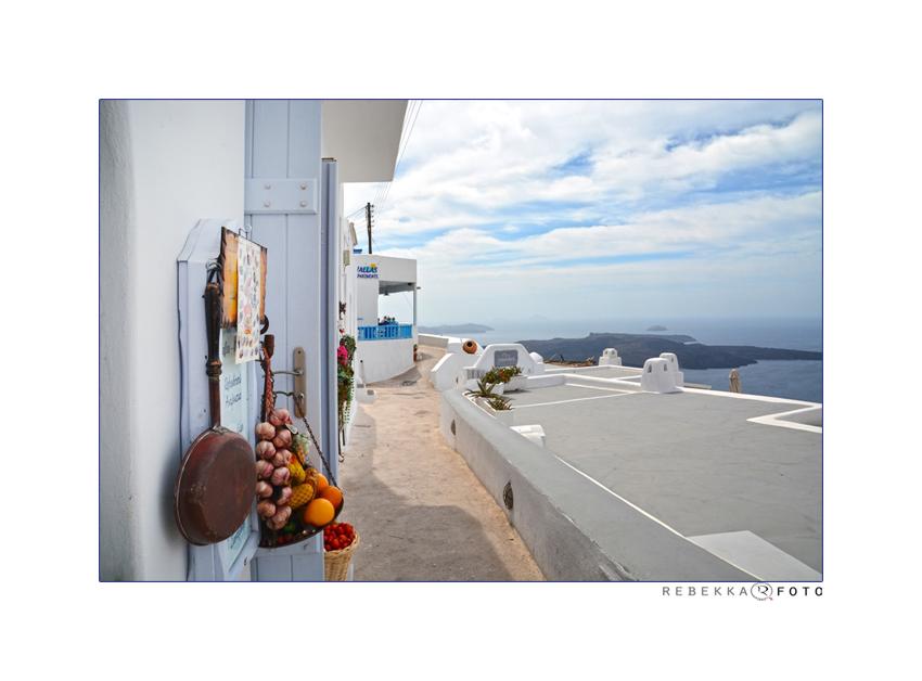 Santorini Impressions