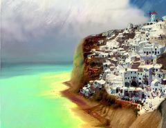 Santorini meets Ruegen