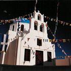 Santorini, Oia - Seaman chapel