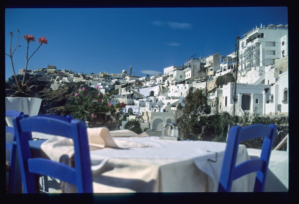 Santorini - Thera 1994