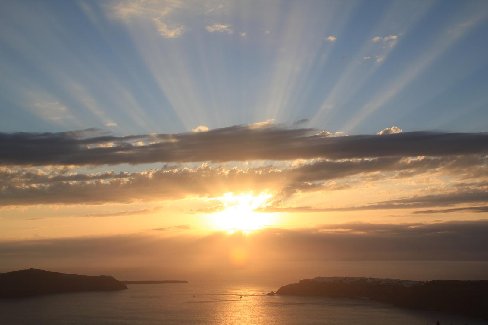 Santorini zum X-ten mal...