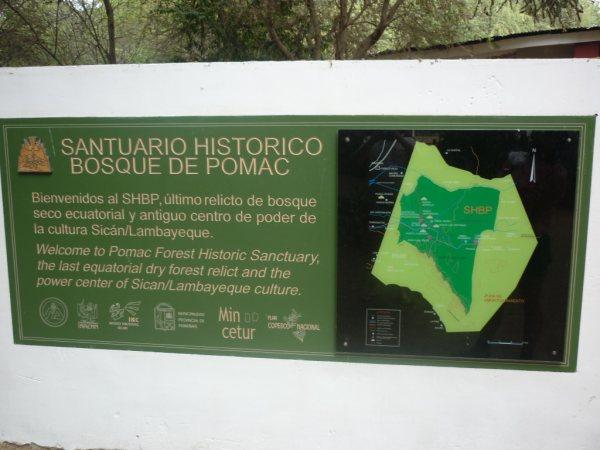 SANTUARIO BOSQUE DE POMAC, PERU-LAMBAYEQUE
