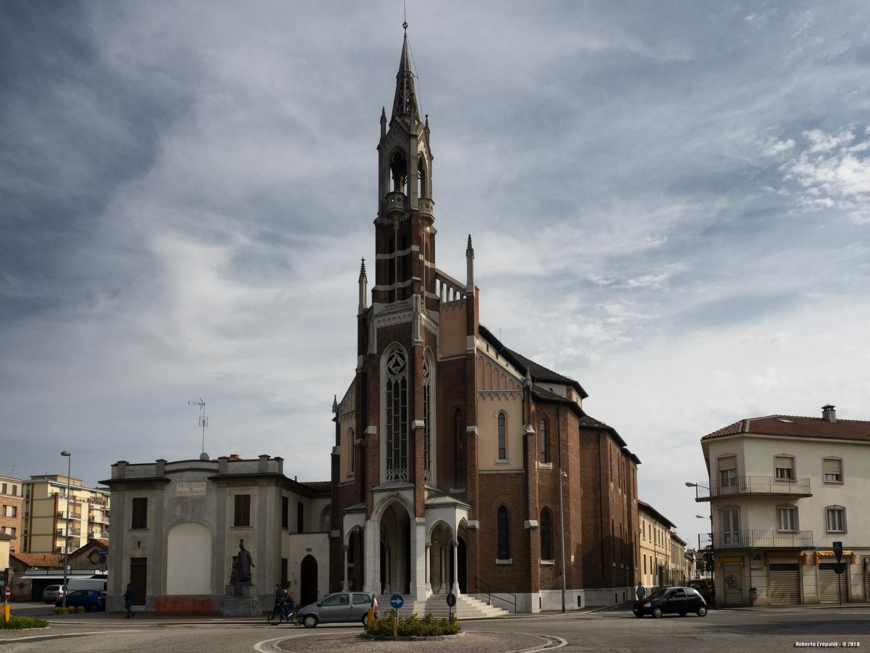 Santuario B.V. di Pompei, Vigevano