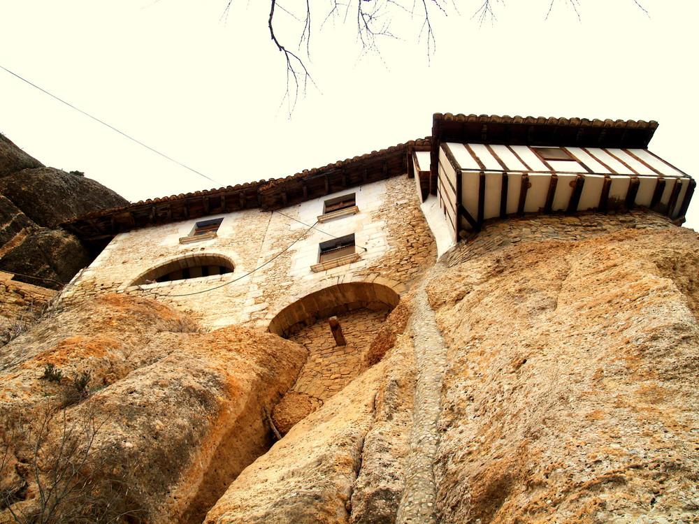 santuario de la balma , ZORITA , CASTELLON