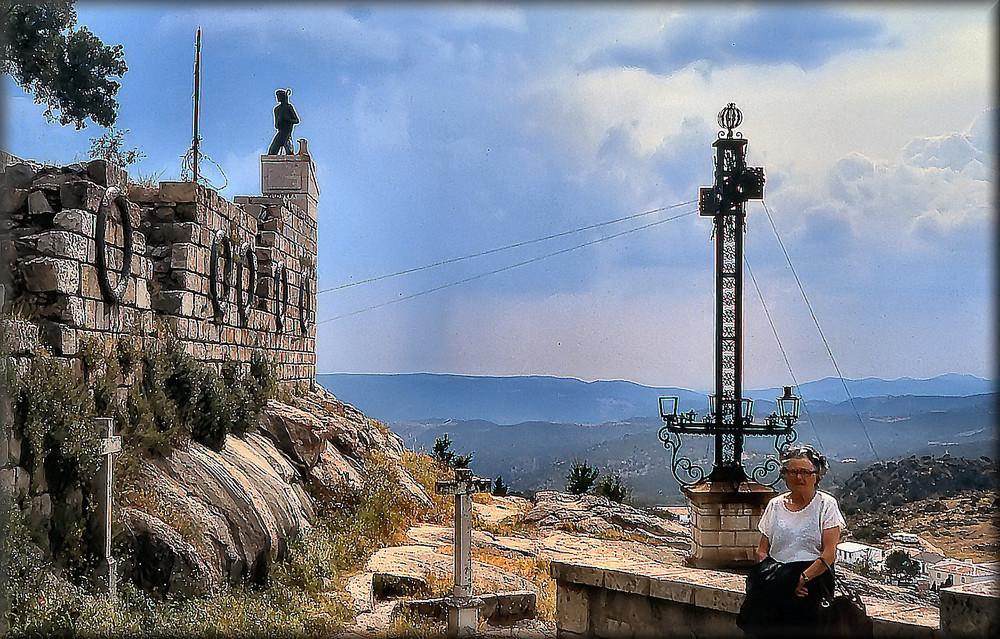 Santuario Virgen de la Cabeza.