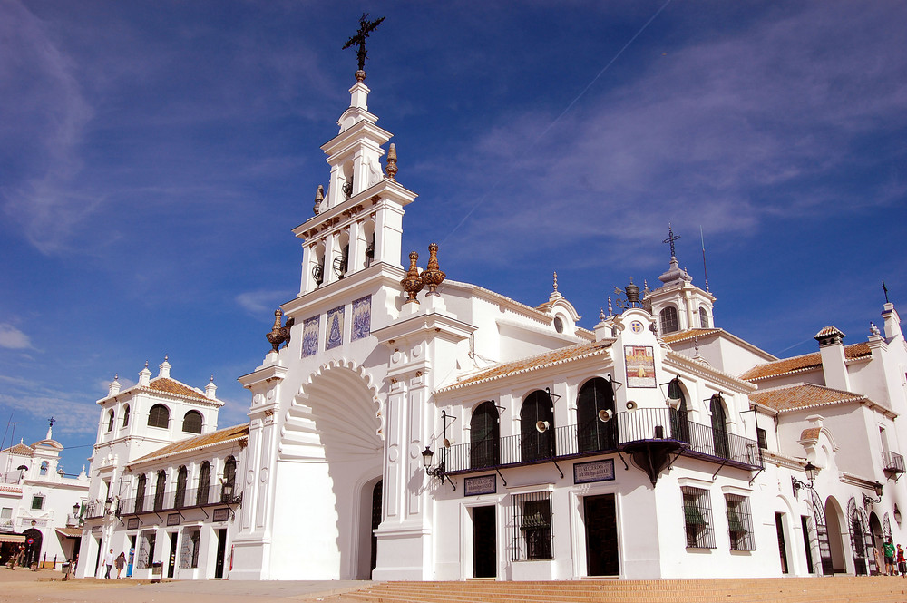 SANTUARIO VIRGEN DEL ROCIO, HUELVA
