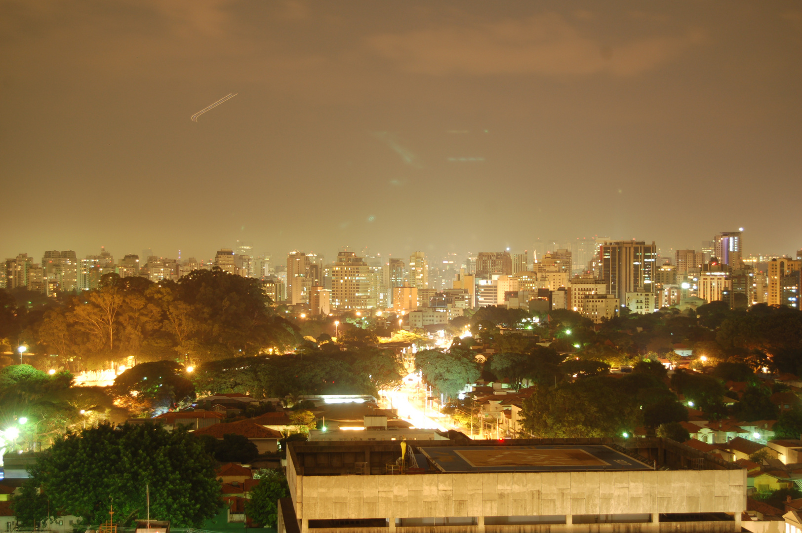 Sao Paulo by night