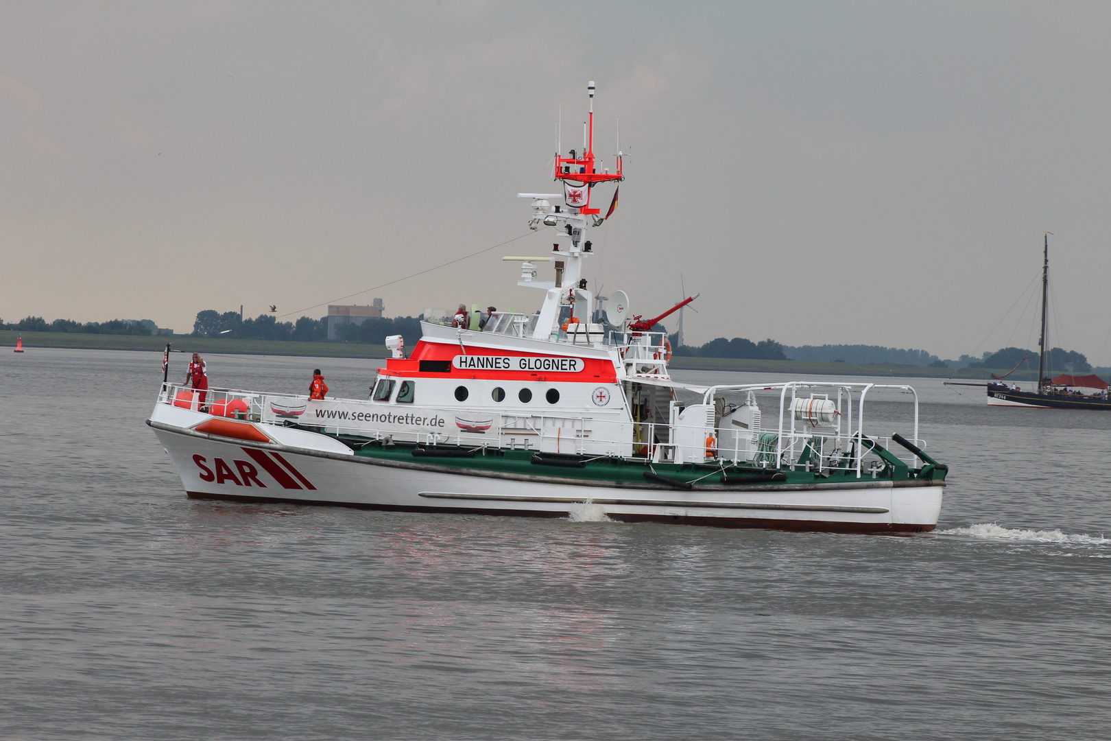 SAR in Bremerhaven