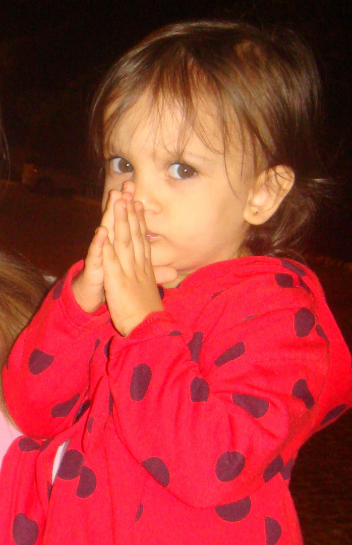 Sarah- Minha sobrinha..