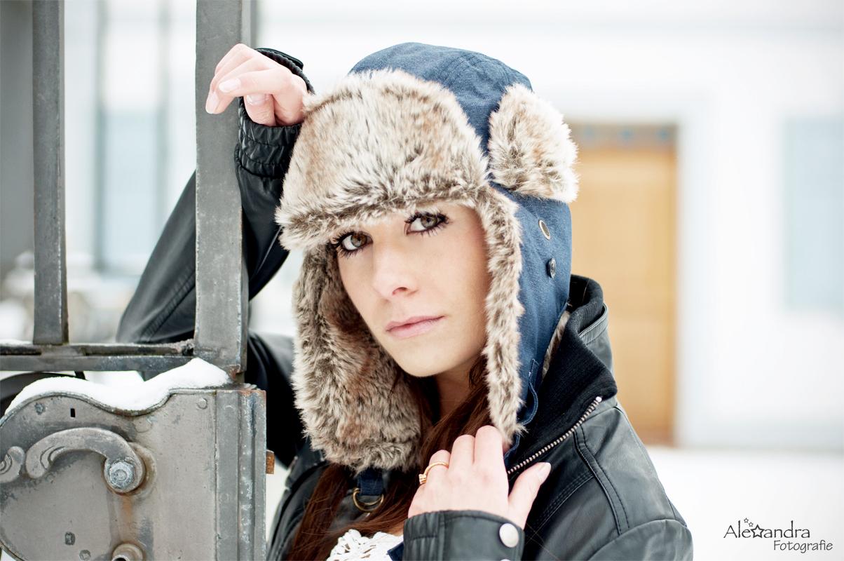 Sarah - so schön kann der Winter sein