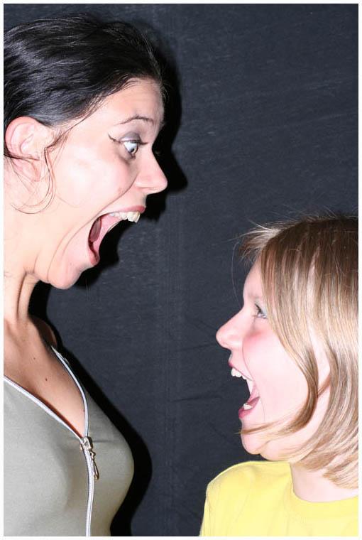 Sarah und Anna