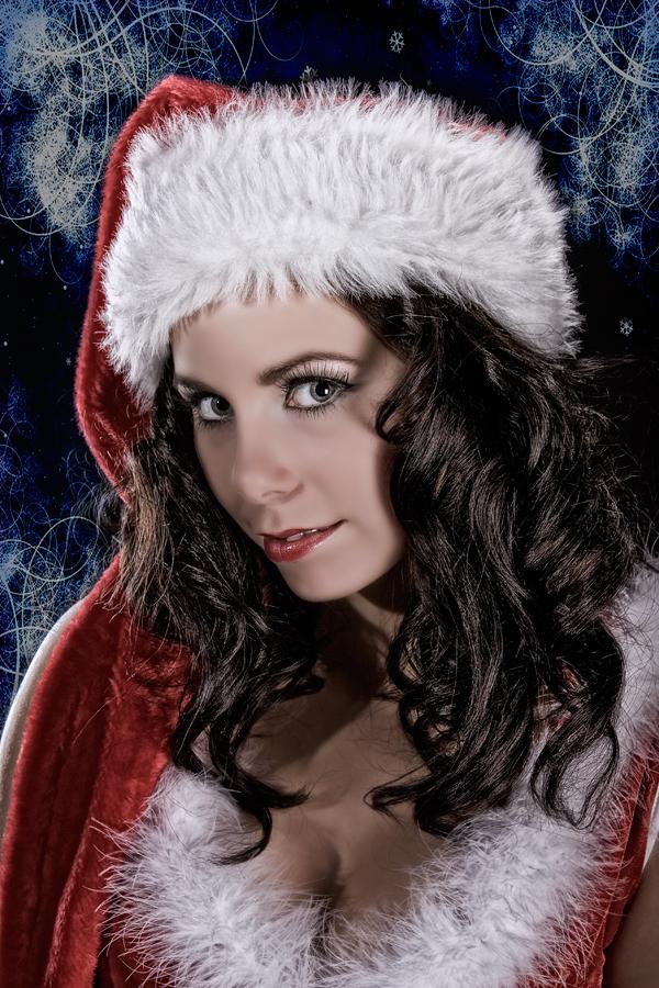 Sarah.........Christmas Girl