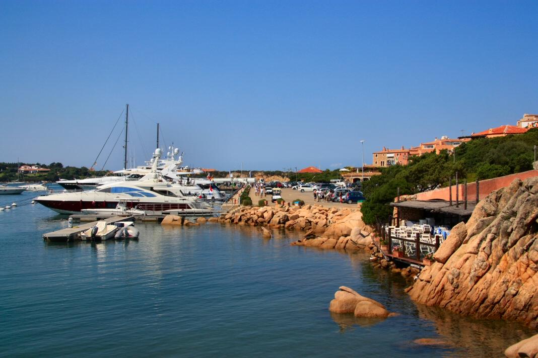 Sardegna, Porto Cervo.