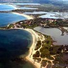 Sardinien (Landeanflug Olbia)