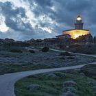 sardischer Leuchtturm