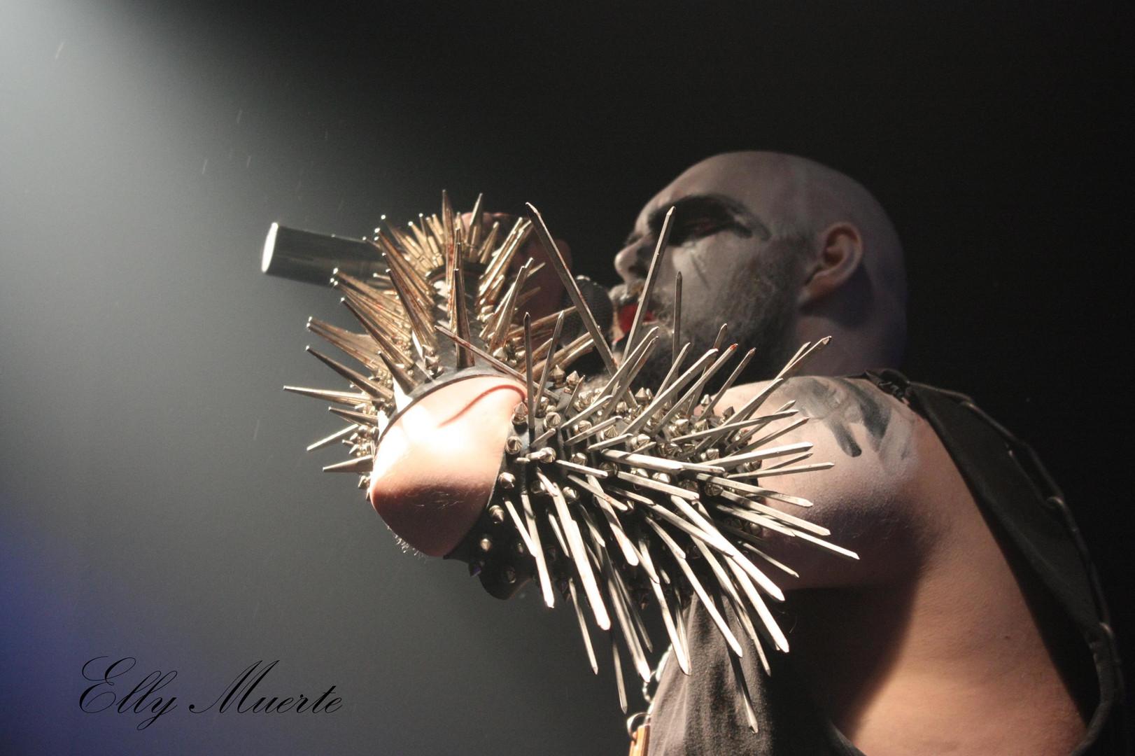SARKOM 06.03.2010 Live im From Hell Erfurt/Bindersleben