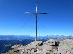 Sarner Scharte, 2460 m
