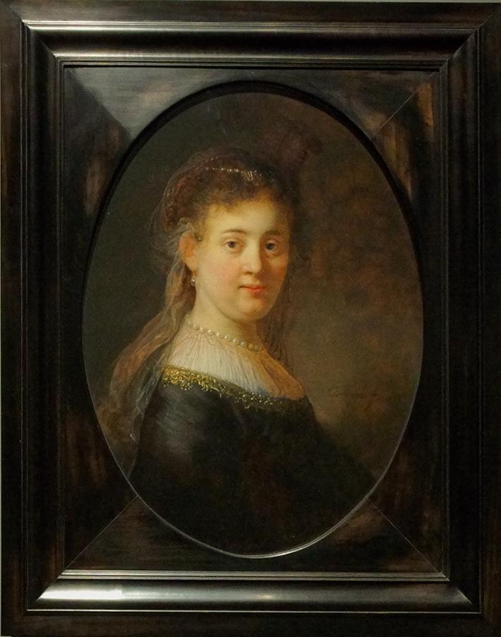 Saskia Uylenburg