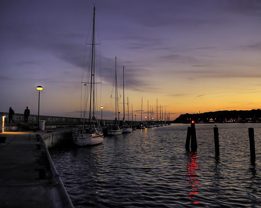 Sassnitz Hafen