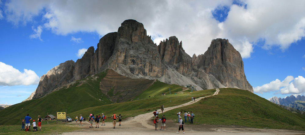 Sassolungo (3.181 m)