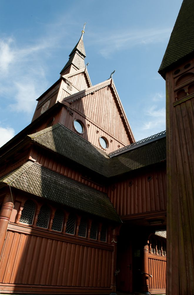 SAtabkirche in Hahnenklee, Harz