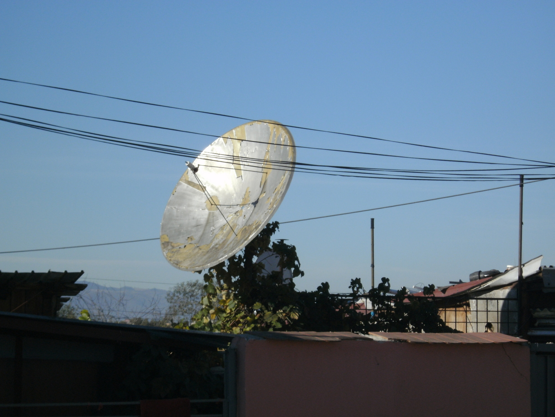 Satelittenschüssel