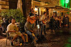 Satur Day Night in Roma
