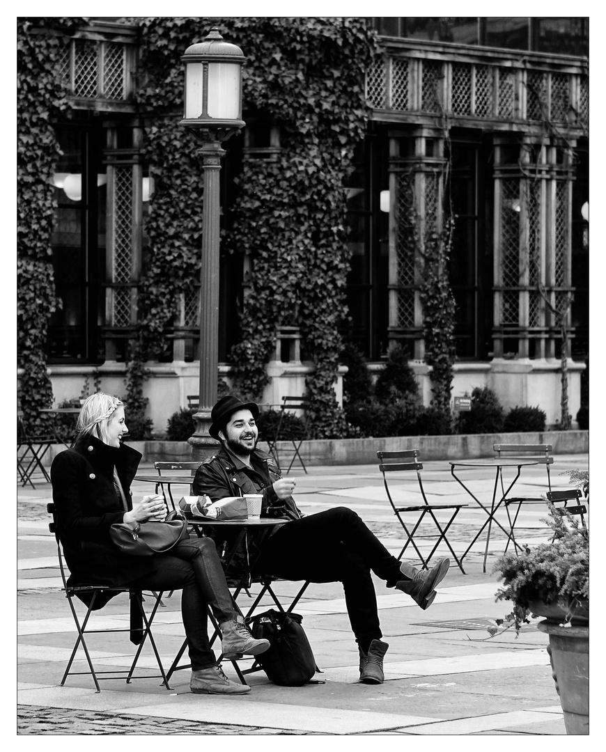 Saturday at the Park