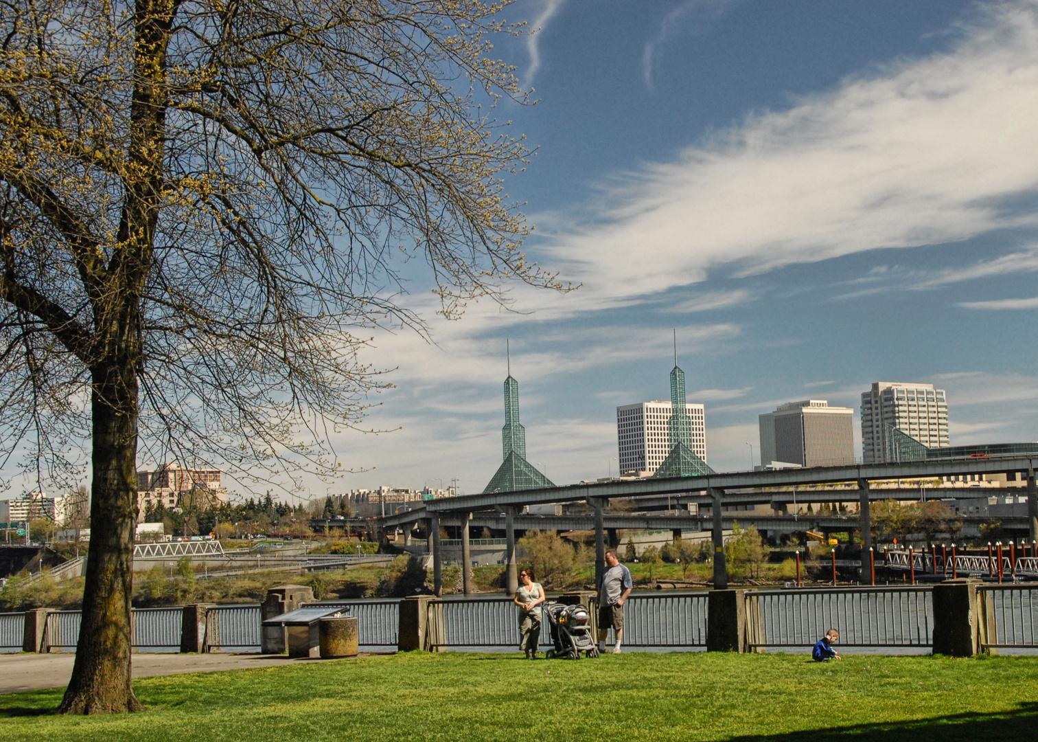 Saturday in Portland