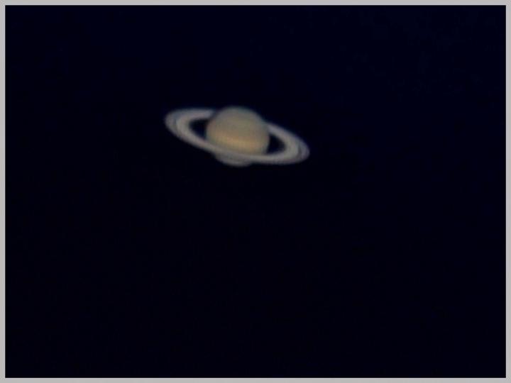 Saturn am 5 Juni 2013