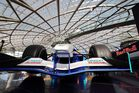 Sauber F 1 - im  Hangar 7 - Red Bull - Salzburg -