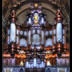 Sauer-Orgel im Berliner Dom