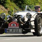 Sauerland - Rallye / Morgan Threewheeler
