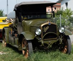 Saurer AD Tankwagen 1923