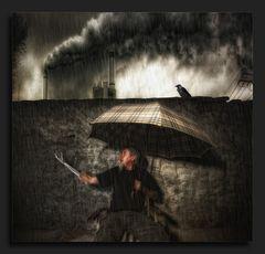 Saurer Regen oder...